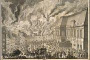 Rennes, 1721 : relevé nominatif du rôle de la capitation