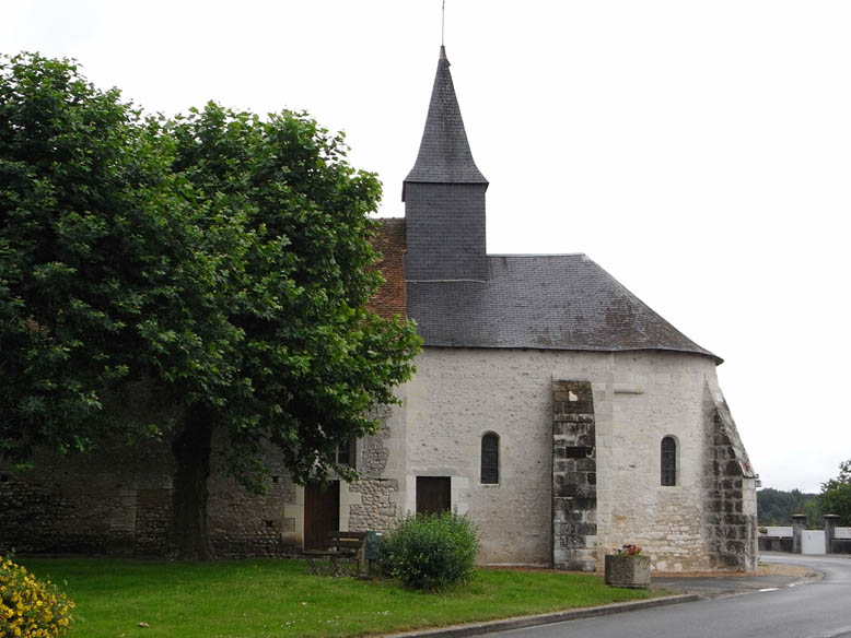 Eglise de Rougeou