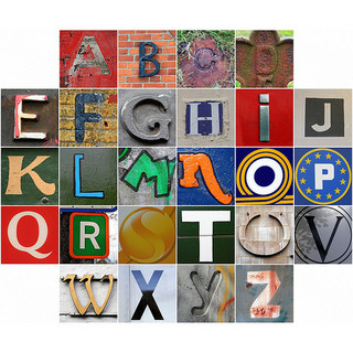 Alphabet 03 sur Flickr
