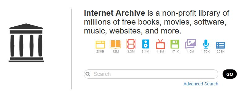 A internet archive