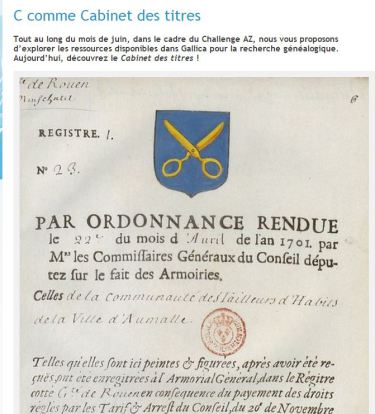 heraldique gallica